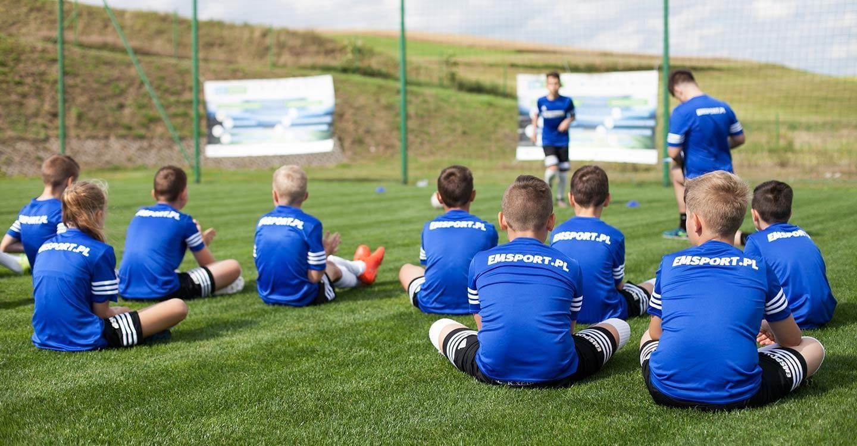 Obozy piłkarskie dla dzieci i młodzieży