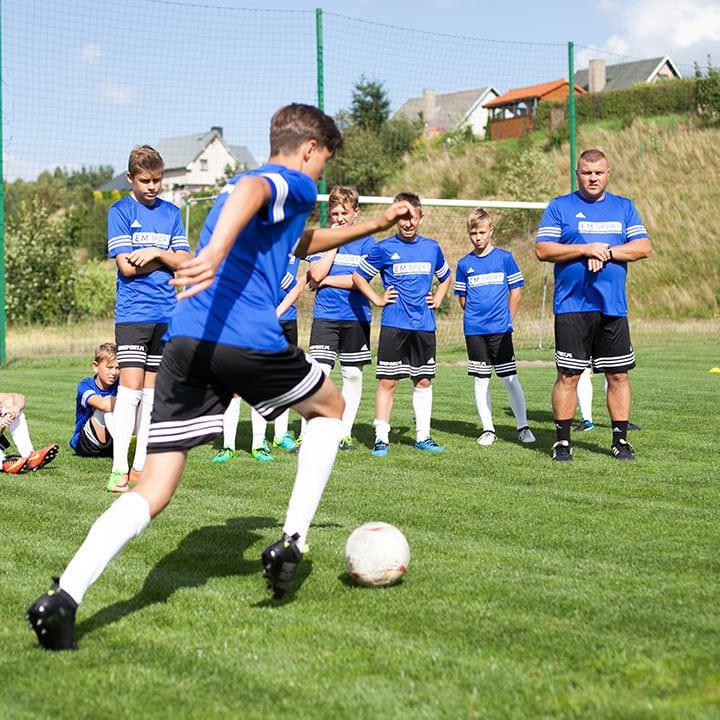 Obozy piłkarskie - dlaczego warto?