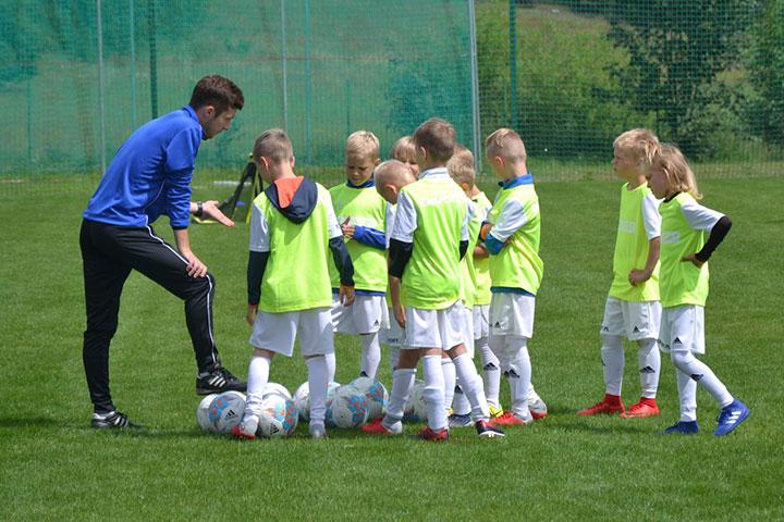 Obozy piłkarskie - trening mentalny