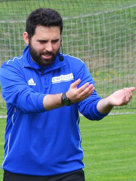 Goncalo Feio - trener obozy piłkarskie