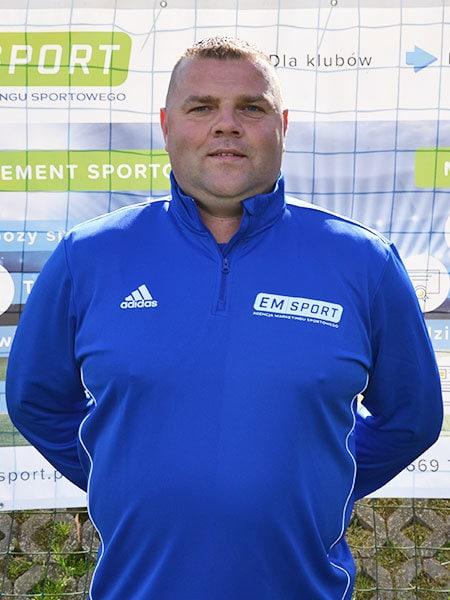 Jarosław Pietrzykowski - trener obozy piłkarskie