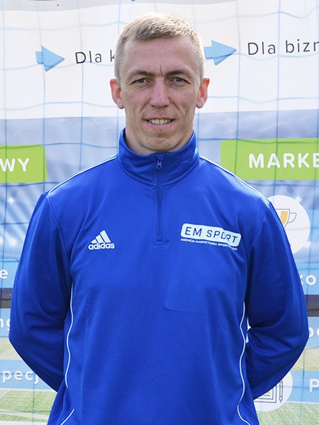 Krystian Stanios - trener obozy piłkarskie